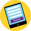 studio register icon